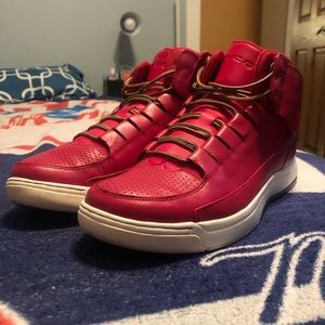 "Air Jordan Formula ""Varsity Red"""